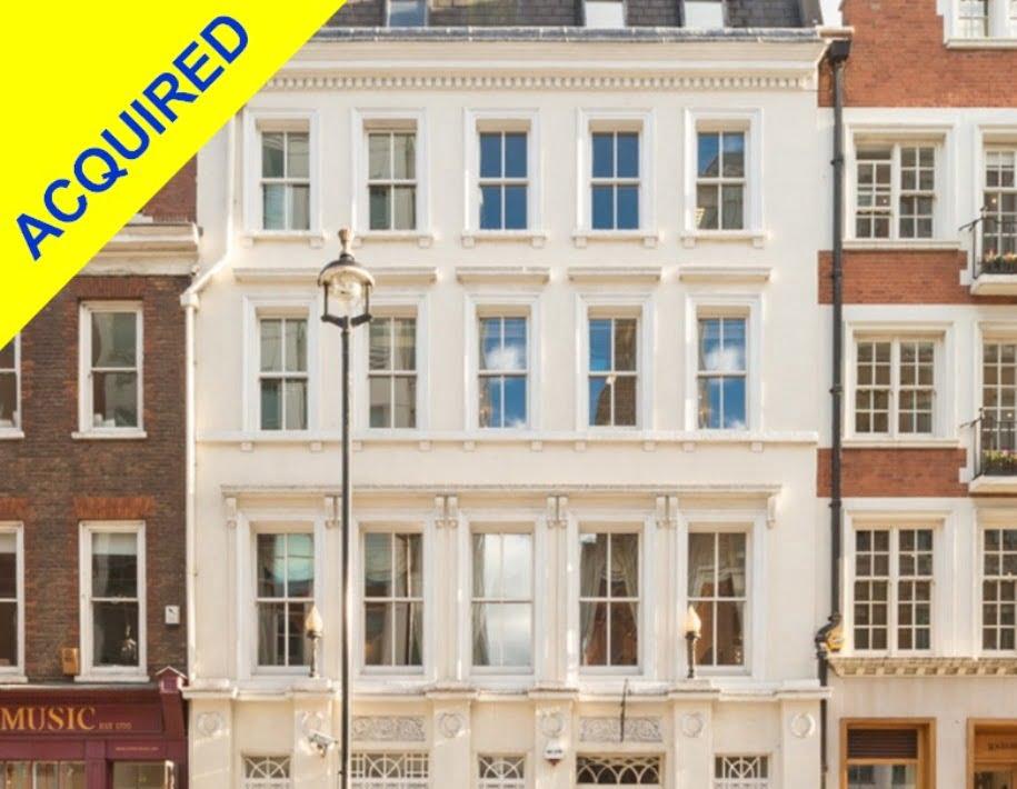 47 Great Marlborough Street London W1